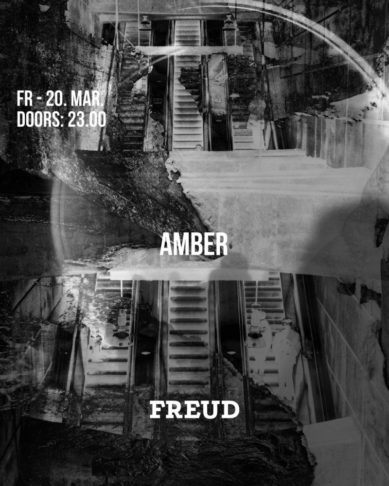 Amber:// at FREUD