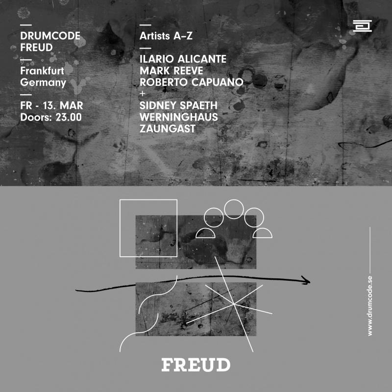 Drumcode:// at FREUD